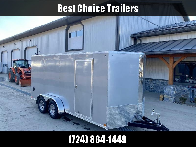 2021 ITI Cargo 7x16' Enclosed Cargo Trailer Y8416HLV-TA-070 Enclosed Cargo Trailer
