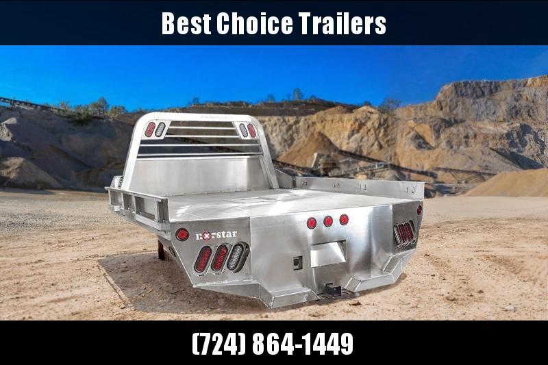 2021 Norstar Aluminum AR Flatbed Truck Bed 84x84x40CTA * AR084844038I37