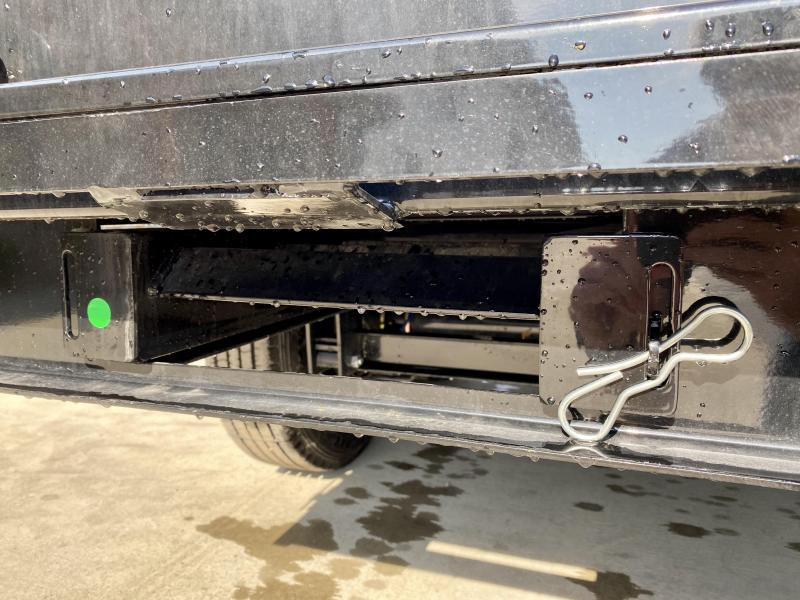 "2021 H&H 7x16' Low Profile Dump Trailer 16000# GVW * 8000# AXLES * 17.5"" TIRES * 7GA FLOOR UPGRADE * HYDRAULIC JACK * 4"" RAMPS * DELUXE TARP WITH SHROUD * 8"" FRAME * SCISSOR HOIST * COMBO GATE * CLEARANCE"
