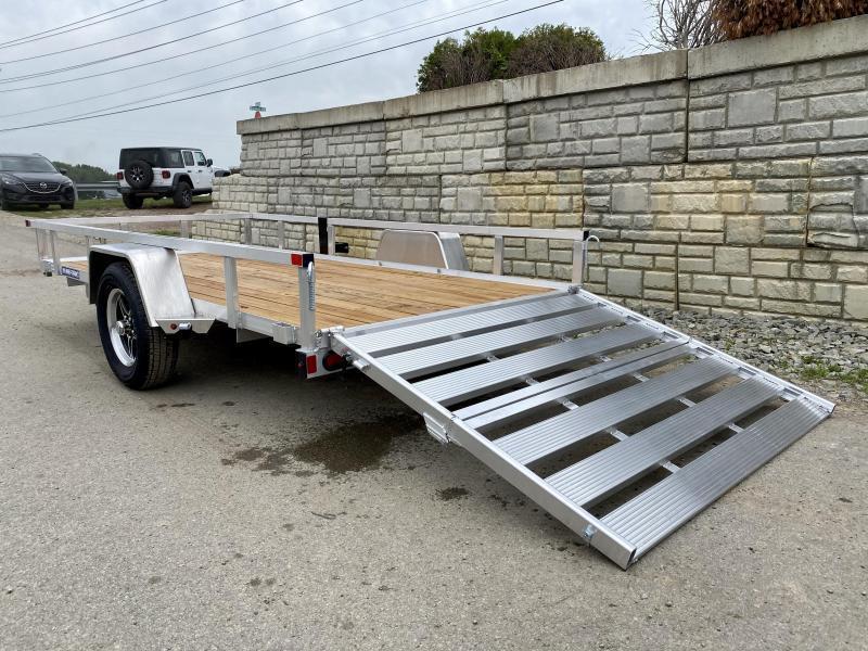 2021 Sure-Trac 5x10' 2990# gvw aluminum trailer st6210ta-a-030