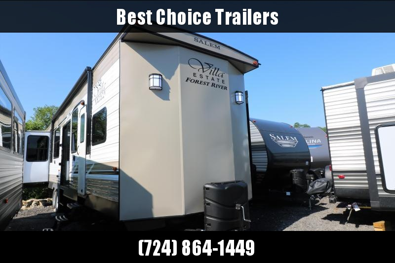 2020 Forest River Inc. Salem Villa Estate 395RET Destination Trailer RV