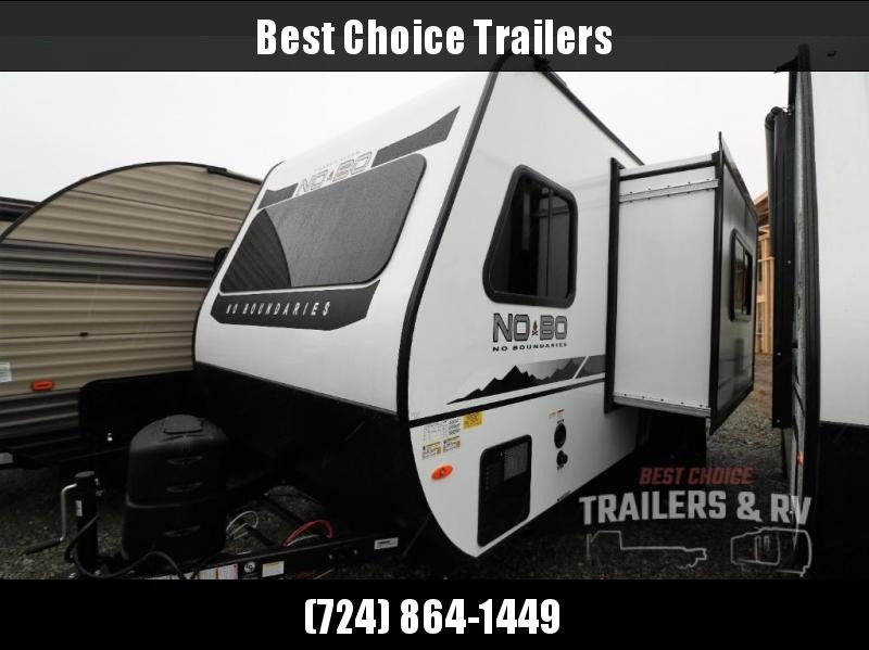 2020 Forest River RV No Boundaries NB16.8