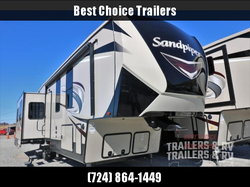 2019 Forest River RV Sandpiper 357RE
