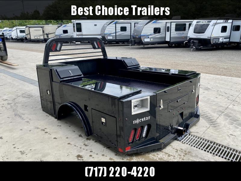 "2022 Norstar SD Service Body Truck Bed 9'4""x90""x60""CTA * SD094906034I39BK * CLEARANCE"