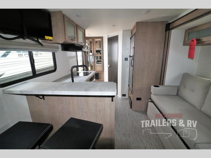 2020 Forest River RV No Boundaries NB19.6