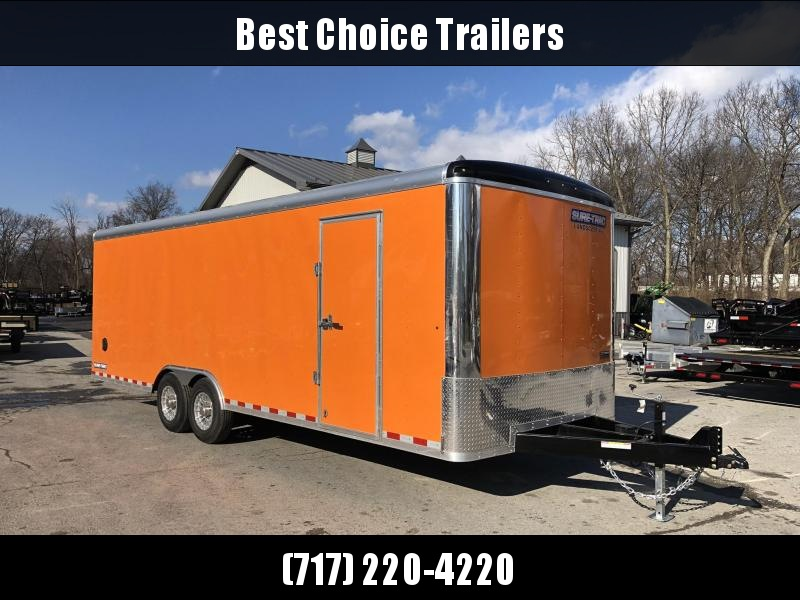 Sure-Trac 8.5x24 STRLP Landscape Pro Package Trailer 9900# GVW * AVAILABLE BY SPECIAL ORDER * PROFESSIONAL LANDSCAPER SERIES