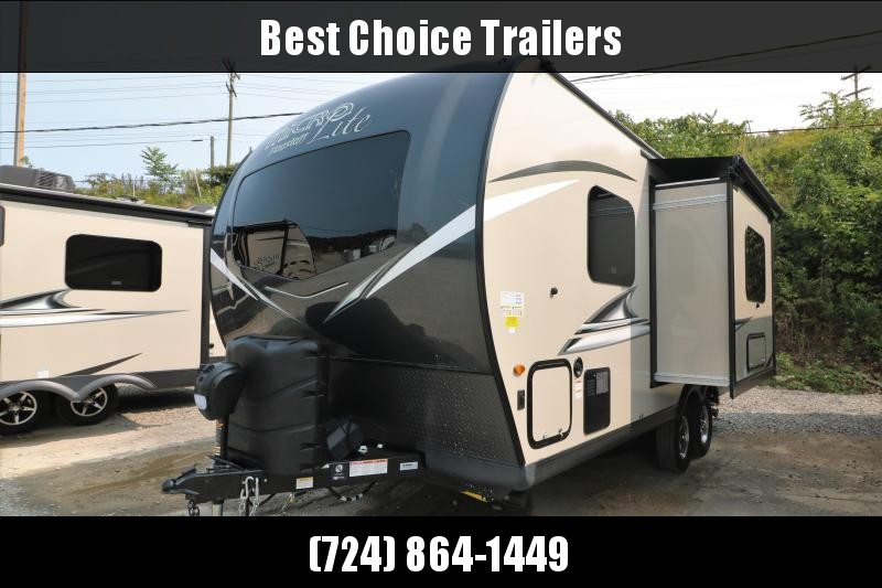 2021 Forest River Inc. Flagstaff Micro Lite 21FBRS Travel Trailer R