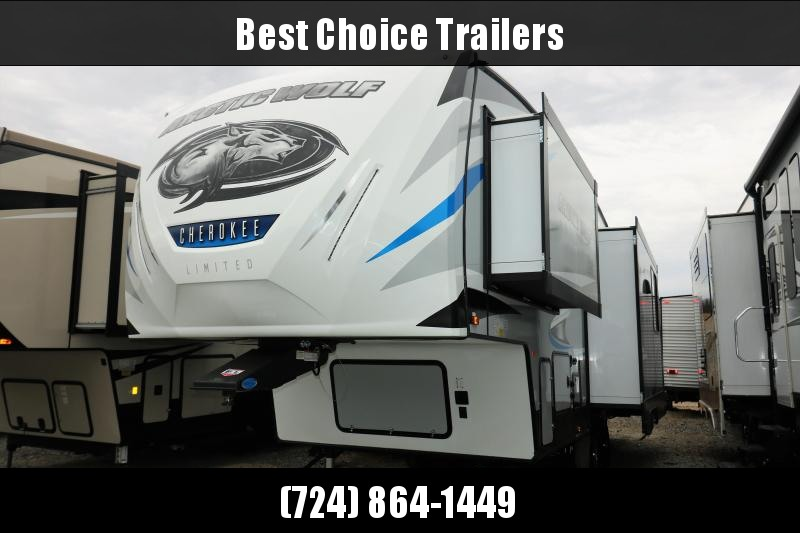 2019 Forest River Inc. Arctic Wolf 285DRL4 Fifth Wheel Campers RV