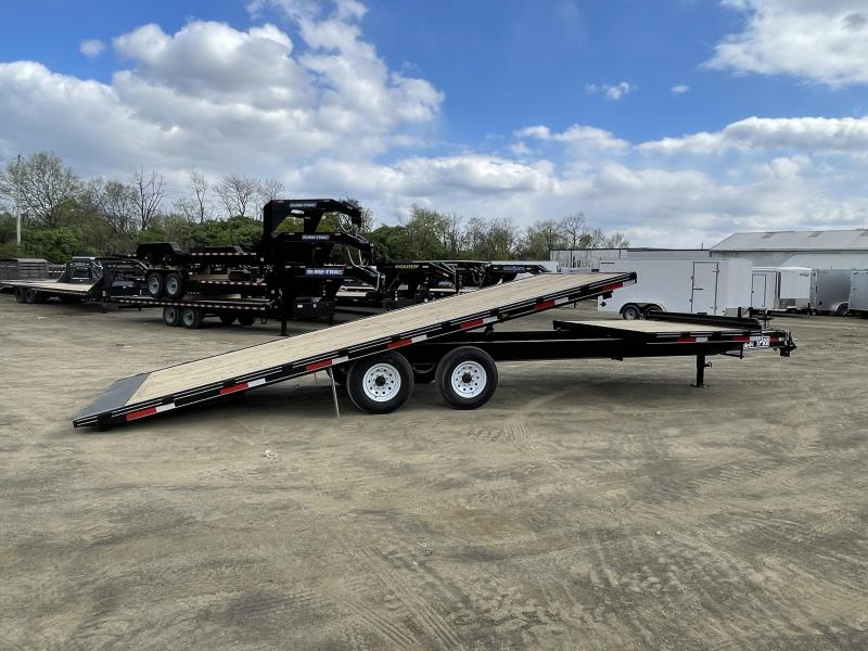 2021 Golden by Corn Pro 102x21+6 Gravity Tilt Deckover Trailer 14000# GVW * GRAVITY TILT * DEXTER TORSION AXLES * INTEGRATED TOOLBOX * RUBRAIL/STAKE POCKETS * SPARE TIRE MOUNT * ADJUSTABLE HD COUPLER * BULLDOG 12K JACK * MUDFLAPS * URETHANE PAINT + EPOXY