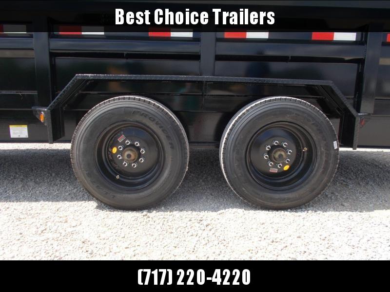 "2021 Load Trail 7x20' Gooseneck Dump Trailer 20000# GVW * DEXTER 10000# TORSION AXLES * OVERSIZE 6X30"" HOIST * 7GA FLOOR * 3-WAY GATE * I-BEAM FRAME * TARP KIT * INTEGRATED KEYWAY * POWDER PRIMER * DUAL 12K JACKS"