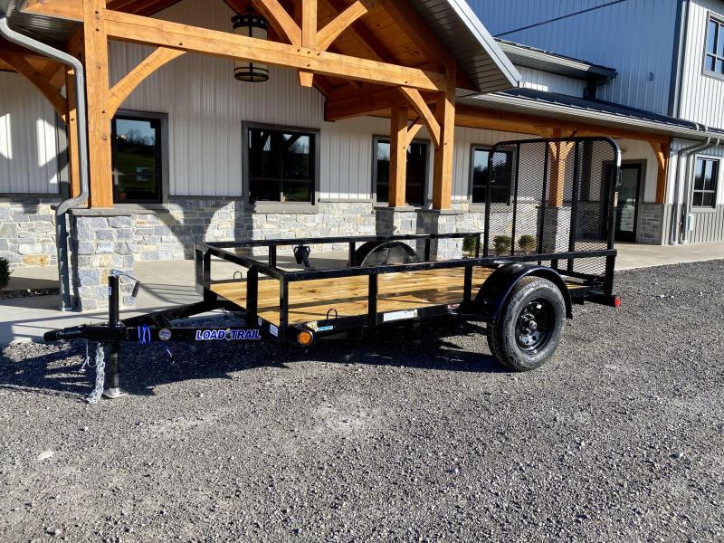 2021 Load Trail 5x10 2990# utility landscape trailer se6010031