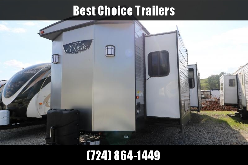2020 Forest River Inc. Salem Villa Classic 4002Q Destination Trailer RV