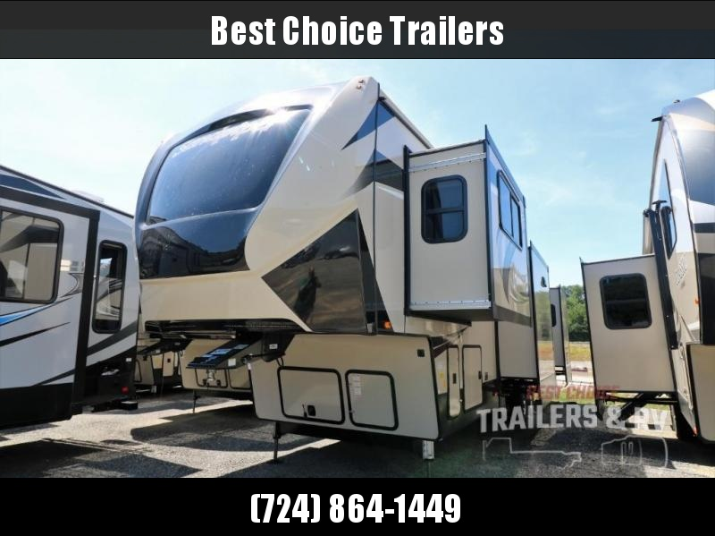 2021 Forest River RV Sandpiper 384QBOK