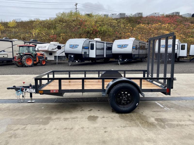 2021 Lamar 5x10' 2990# gvw utility trailer ut601013