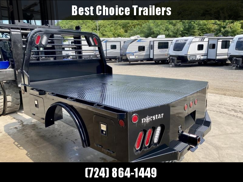 "2021 Norstar ST Skirted Truck Bed 8'6""x84""x56""CTA * ST086845600I37BK"