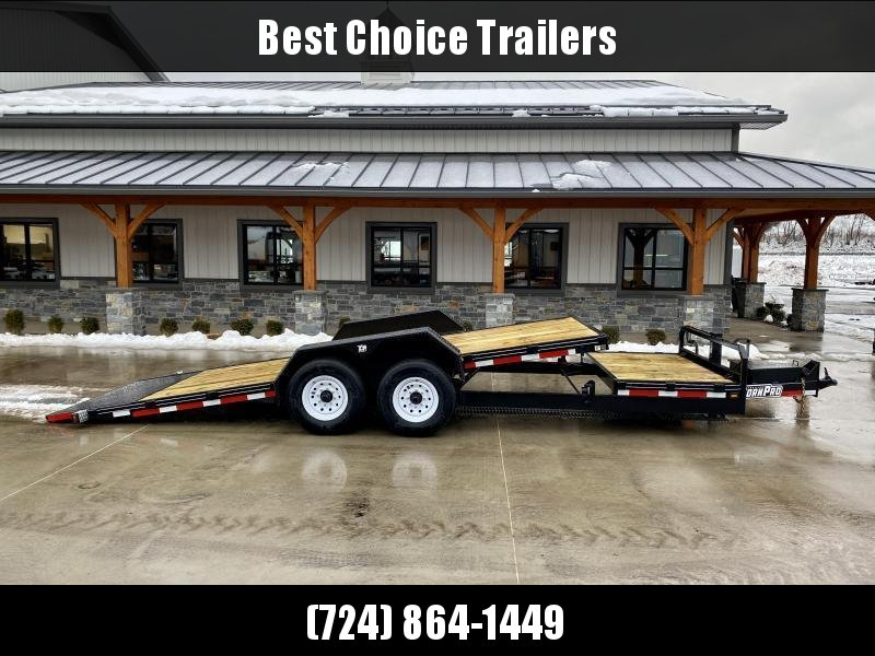 2021 Corn Pro 7x21' Gravity TIlt Equipment Trailer 12000# GVW * GRAVITY TILT * DEXTER TORSION AXLES * TOOLBOX * HD DIAMOND PLATE FENDERS * HD FACEPLATE COUPLER * EPOXY PRIMER + URETHANE PAINT * 12K JACK