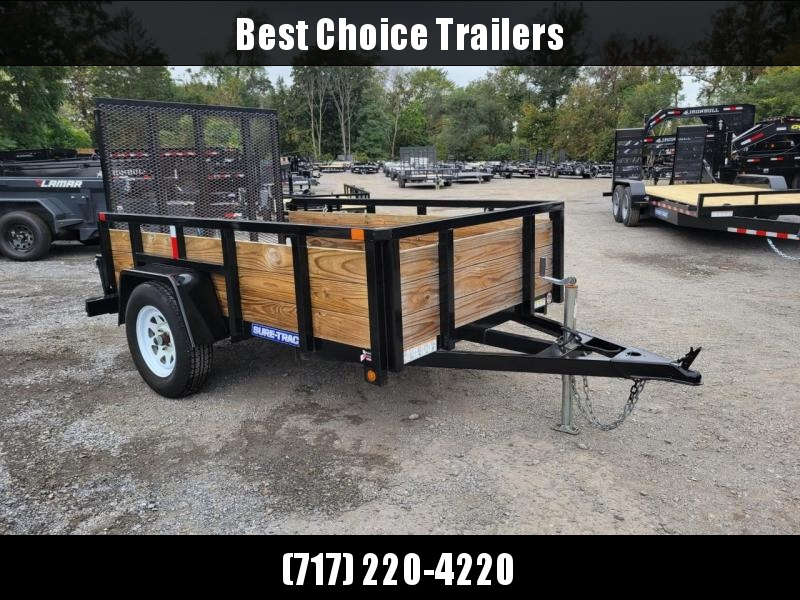 2015 Sure-Trac Trade In Utility Trailer