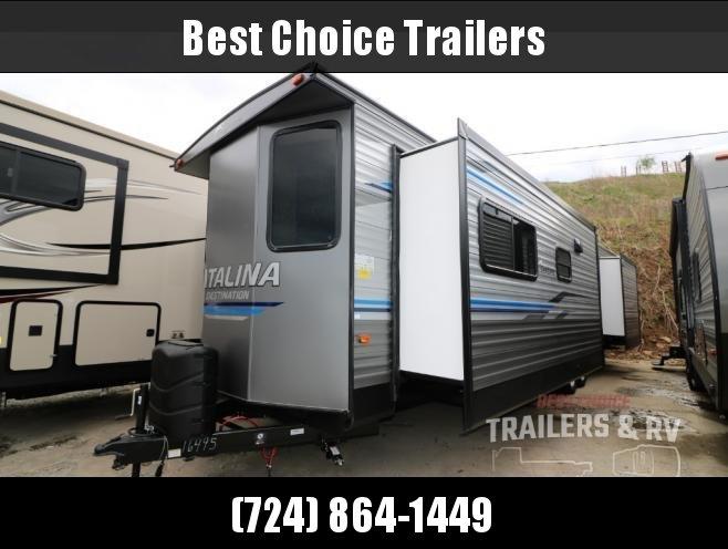 2020 Coachmen Catalina 39MKTS Destination Trailer RV