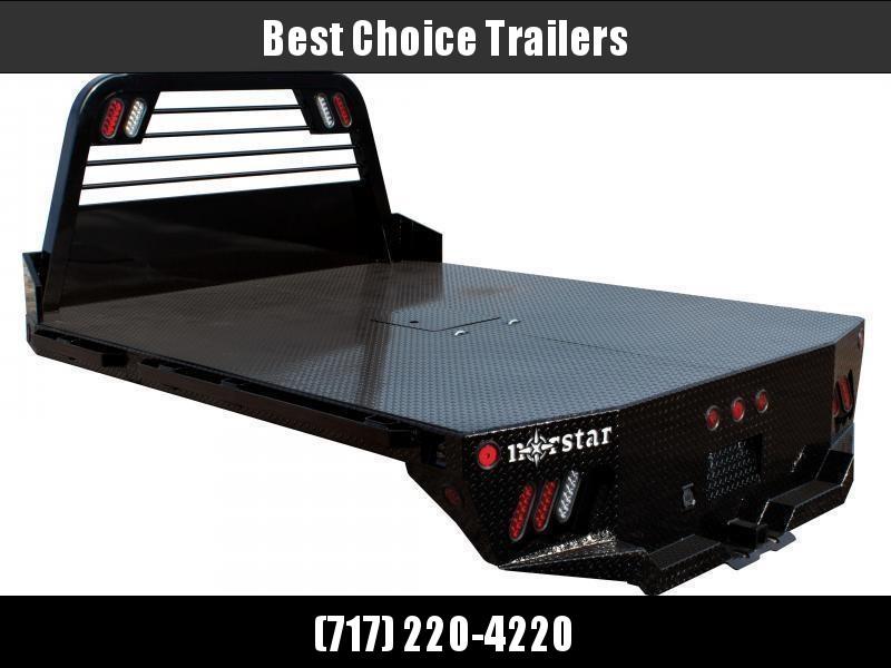 """2021 Norstar SR Flatbed Truck Bed 8'6x97""""x56""""CTA * SR086975600I37BK * CLEARANCE"""