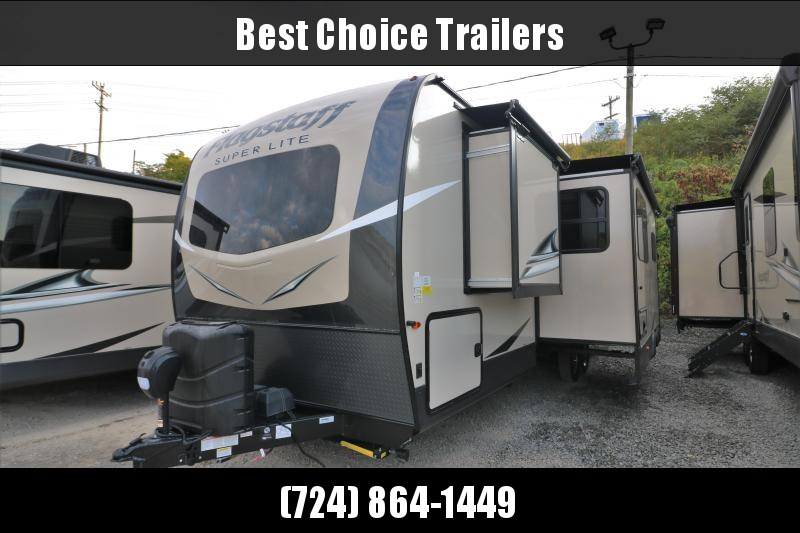 2021 Forest River Inc. Flagstaff Super Lite 27BHWS Travel Trailer RV