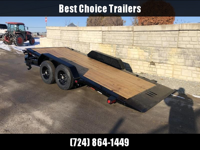 "2020 Load Trail 7x22' Power Tilt Equipment Trailer 14000# GVW * POWER TILT * 8"" I-BEAM MONOFRAME * DEXTER TORSION AXLES * 2-3-2 WARRANTY * POWDER PRIMER * 12K JACK * ADJ CAST COUPLER"