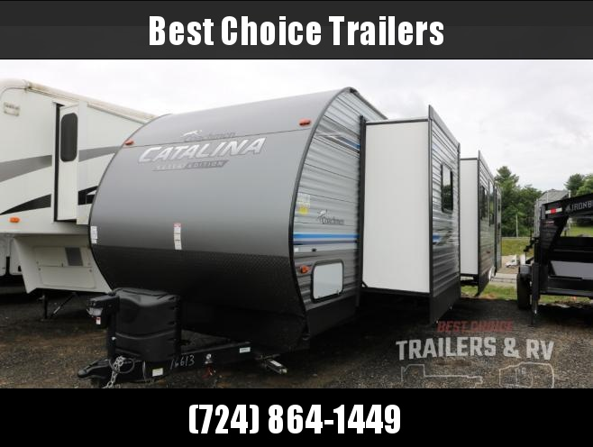 2020 Coachmen Catalina Legacy 343BHTSLE Travel Trailer RV