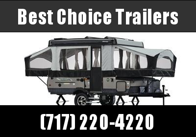 2020 Forest River Rockwood Rockwood Extreme Sports Package 1970ESP Expandable Camper Trailer RV