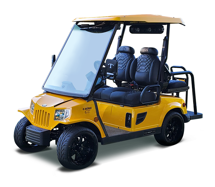 2021 Tomberlin E2 SS COUPE GT Golf Cart