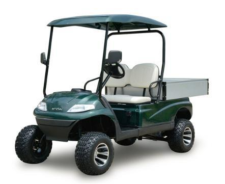 2021 ICON i20U Golf Cart