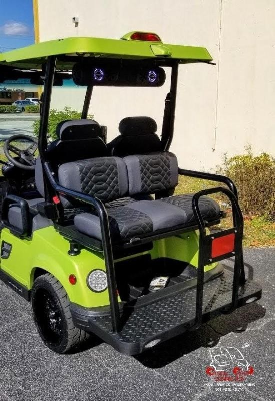 2021 Tomberlin E2 SS GT Golf Cart