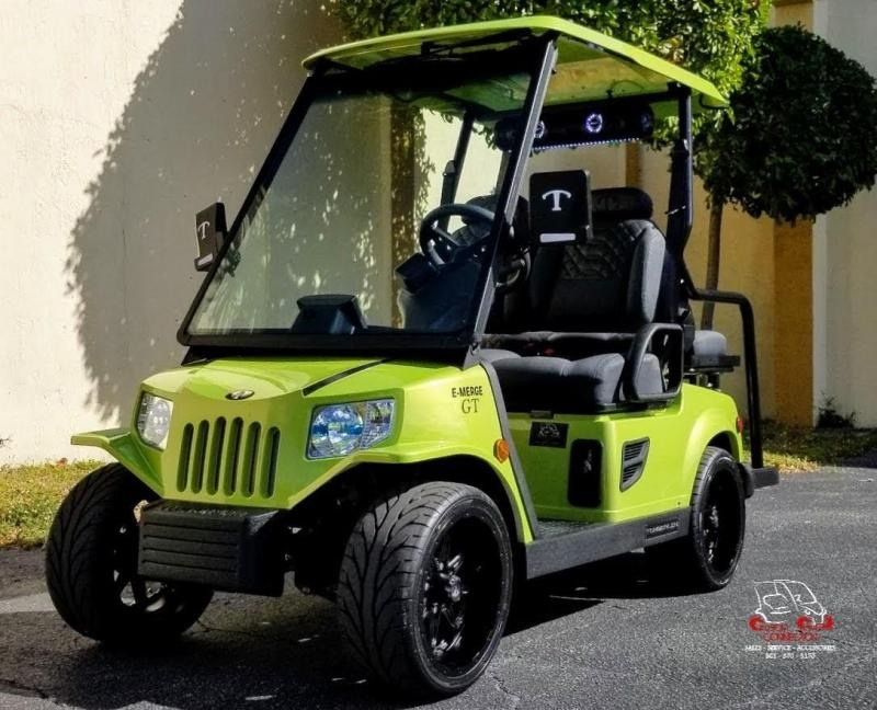 2021 Tomberlin E2 SS GT Golf Cart
