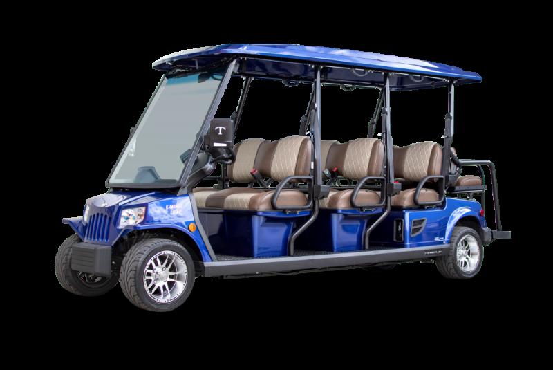 2021 Tomberlin E-MERGE E6 LE Golf Cart