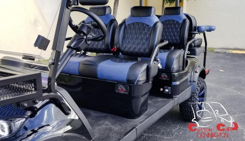 2020 ICON i60L Custom Golf Cart w/Custom Upgrades