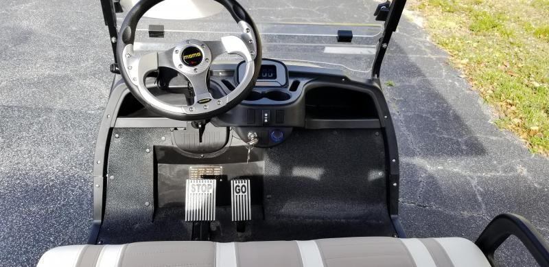 2020 ICON i40 Golf Cart with Upgraded Rims & Tires