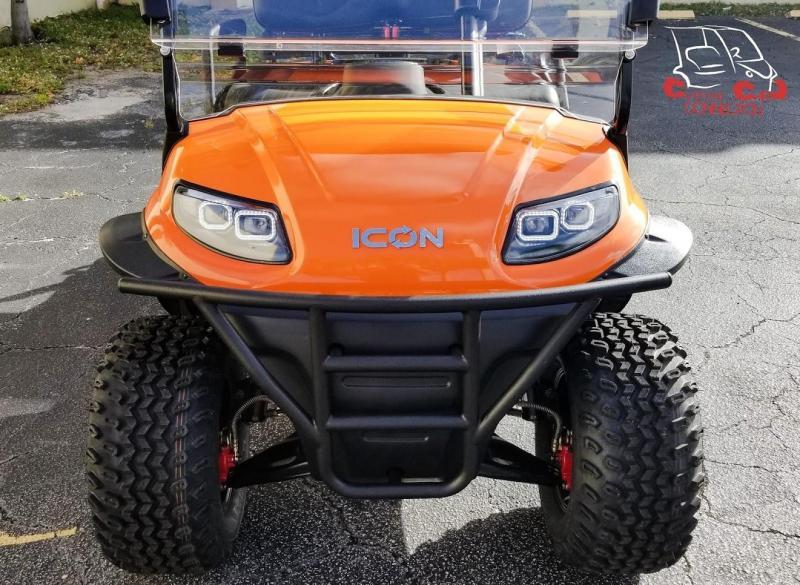 2020 ICON i40L Golf Cart