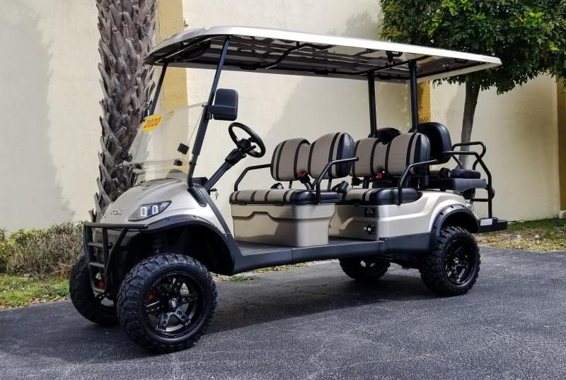2021 ICON i60L Golf Cart with Upgraded Rims & Tires