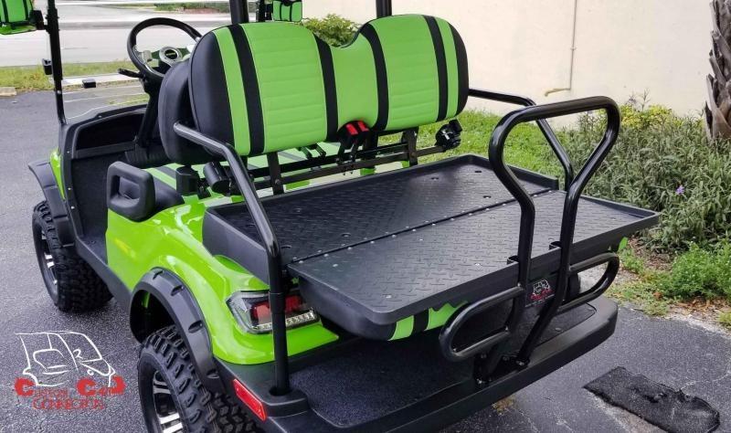 2021 ICON i40L Golf Cart