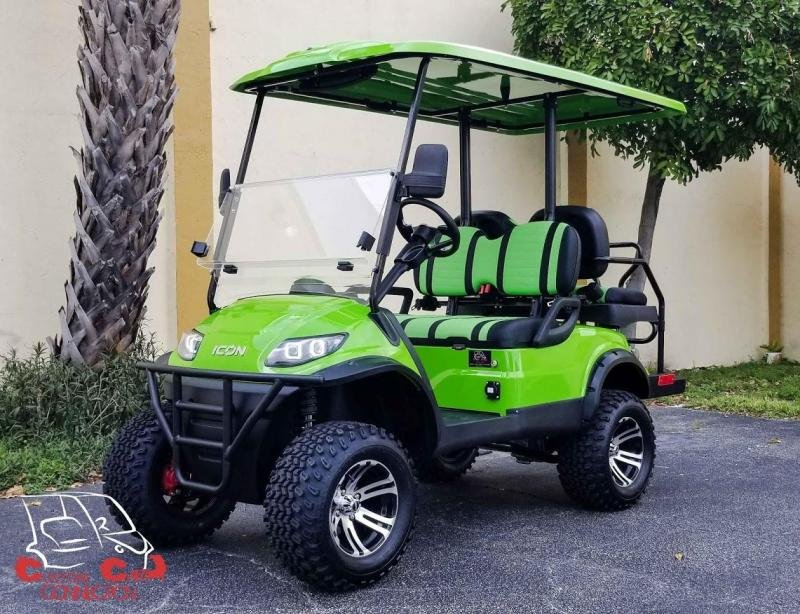 2021 ICON i40L Golf Cart