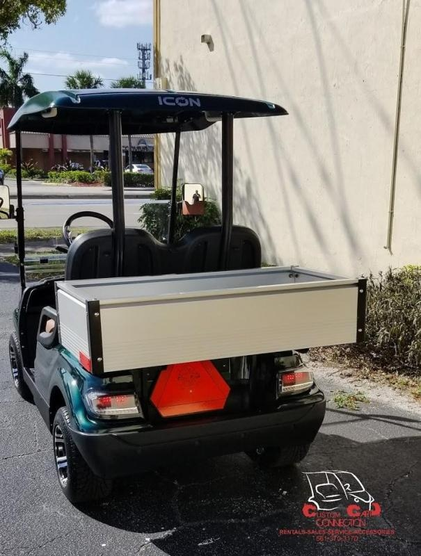 2020 ICON i20 w/Cargo Box Utility Cart