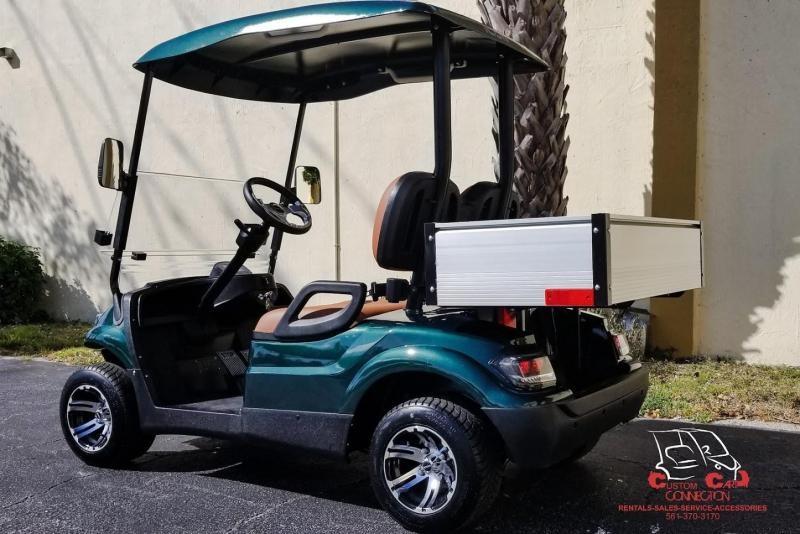 2020 ICON i20 w/Cargo Box Utility Cart
