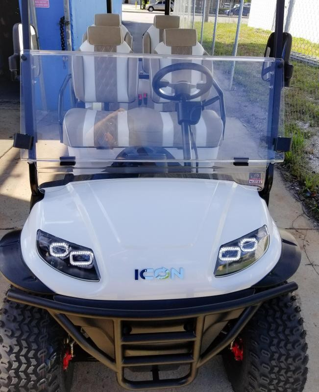 2020 ICON i40FL Golf Cart