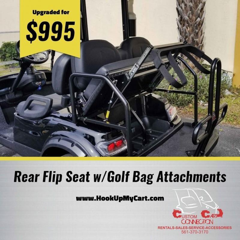 2021 ICON i60 Champagne 6 Passenger Golf Cart
