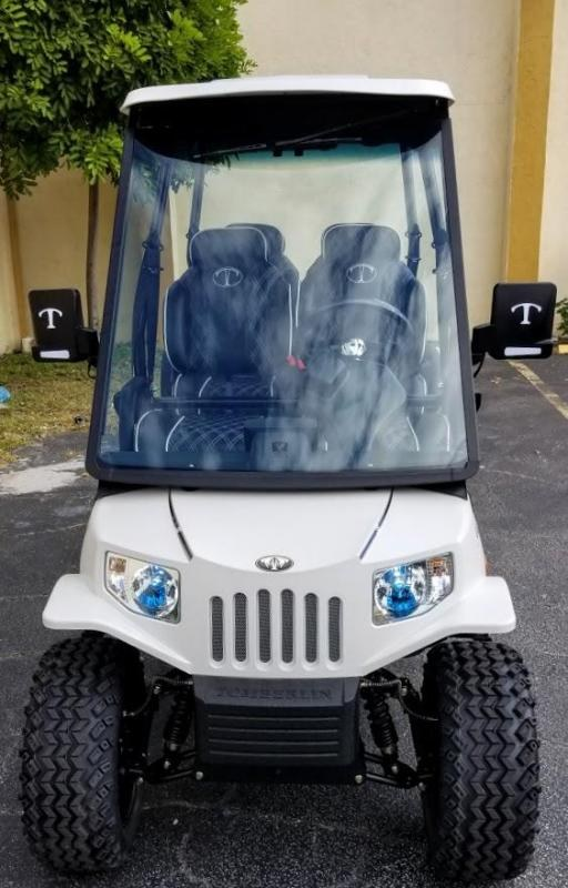 2021 Tomberlin Ghosthawk Golf Cart