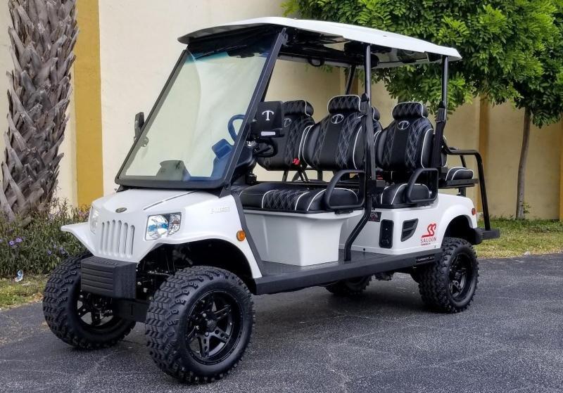 2021 Tomberlin Ghosthawk Golf Cart