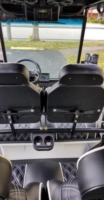 2022 Tomberlin Ghosthawk Golf Cart