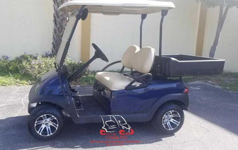 2013 Club Car Utility Golf Cart Re-manufactured in 2019
