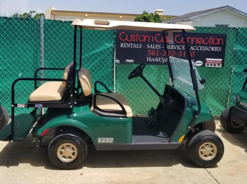 2016 E-Z-GO TXT Gas Golf Cart