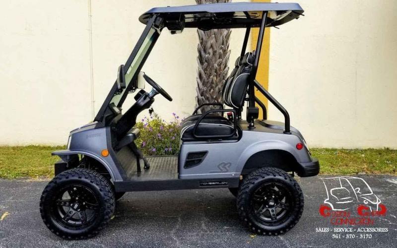 2021 Tomberlin Ghosthawk E2 Golf Cart