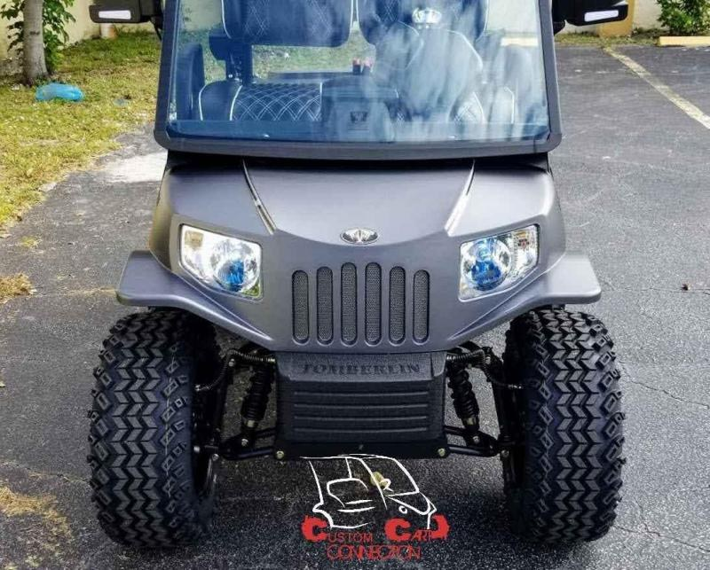 2021 Tomberlin Ghosthawk E2 Golf Cart