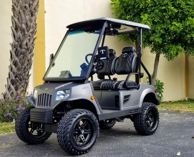 2022 Tomberlin Ghosthawk E2 Golf Cart